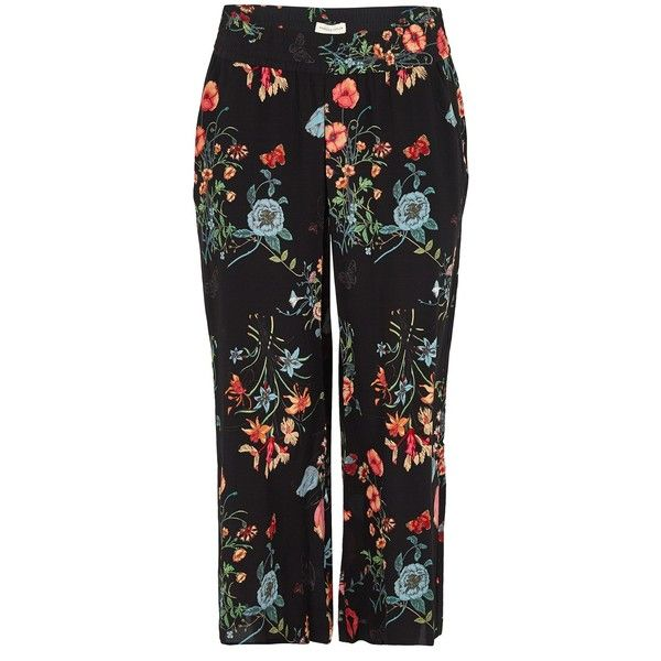 floral tapered trousers - Multicolour Etro Knlv7l