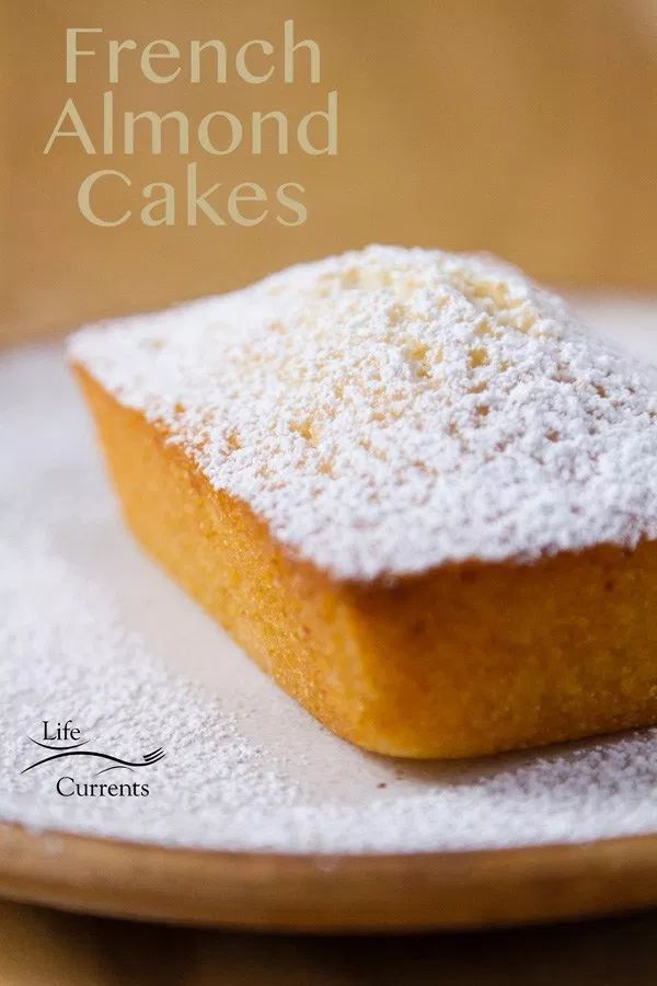 Photo of Financiers (French Almond Cakes)