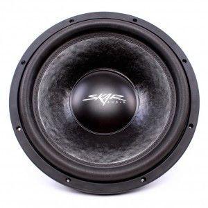 "SKAR AUDIO BASS SETUP (1) SKAR AUDIO VVX15V3D2 15"" SUBWOOFER / 1 SKAR AUDIO LP750 DV2 / (1) ATREND 15"" BOX / (1) SKAR AMPLIFIER WIRE KIT"