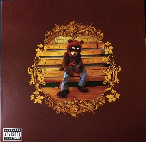 Kanye West College Dropout In 2020 Famous Album Covers Kanye West Graduation Album Covers