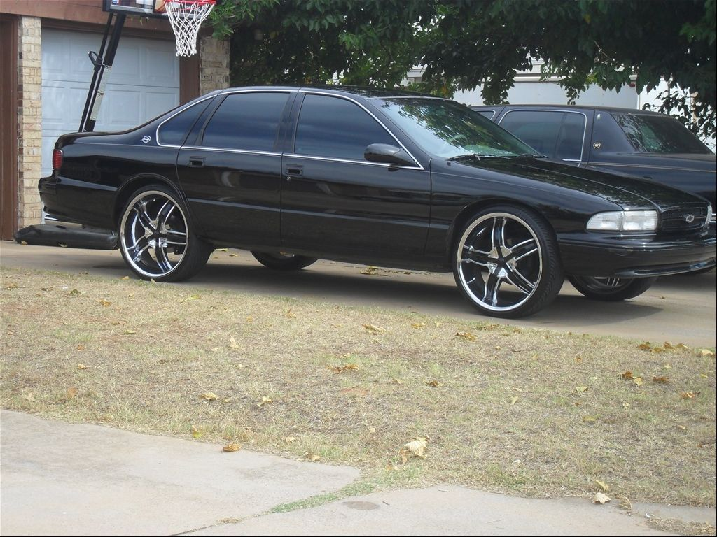 hight resolution of impala ss on 24s impala ss on 24 s http www