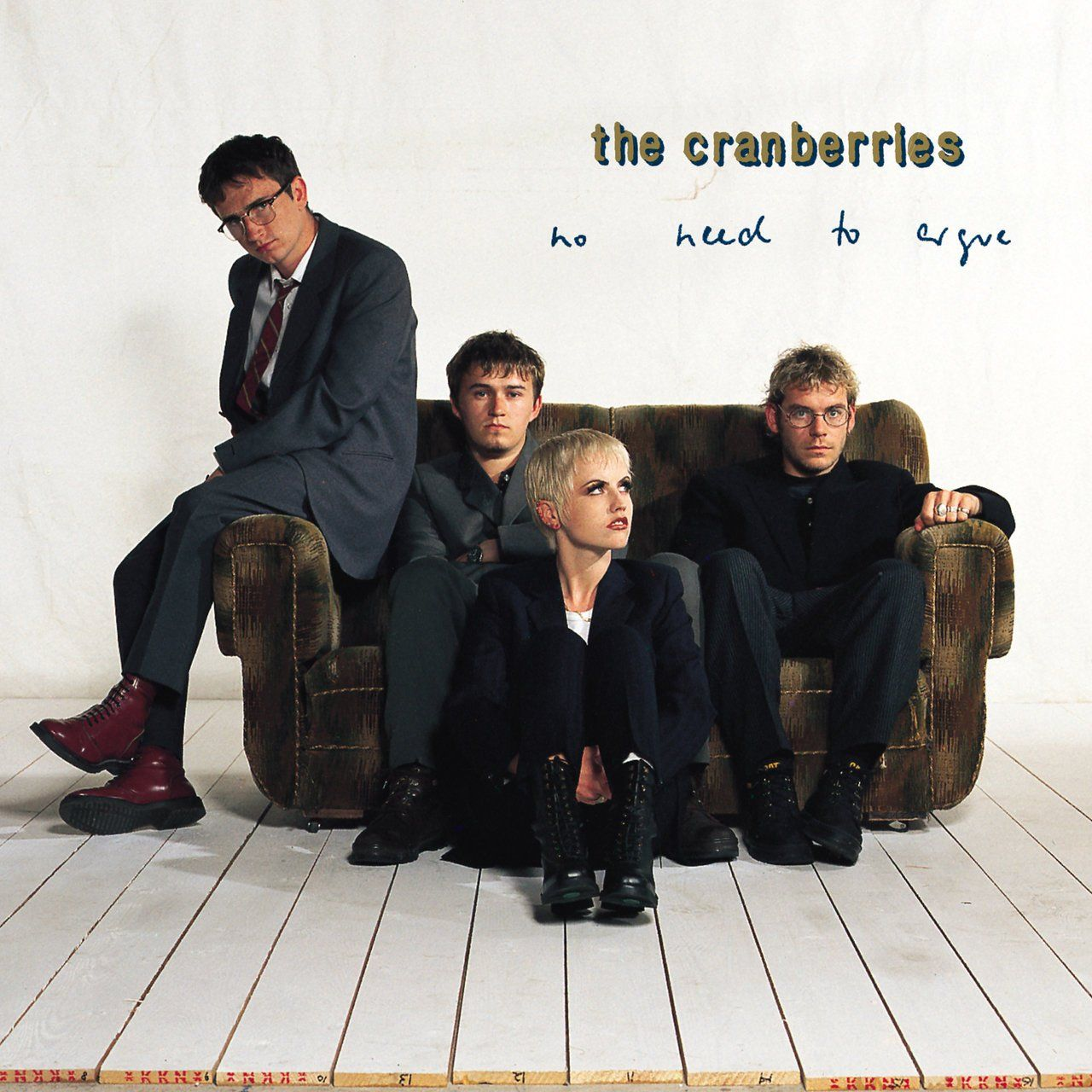 The Cranberries No Need To Argue Lp Ode To My Family No Need