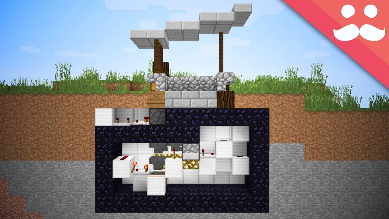 How To Make An Automated Shop In Minecraft With Images