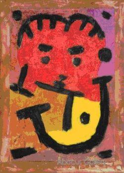 Paul Klee, <i>Musicien</i>, 1937