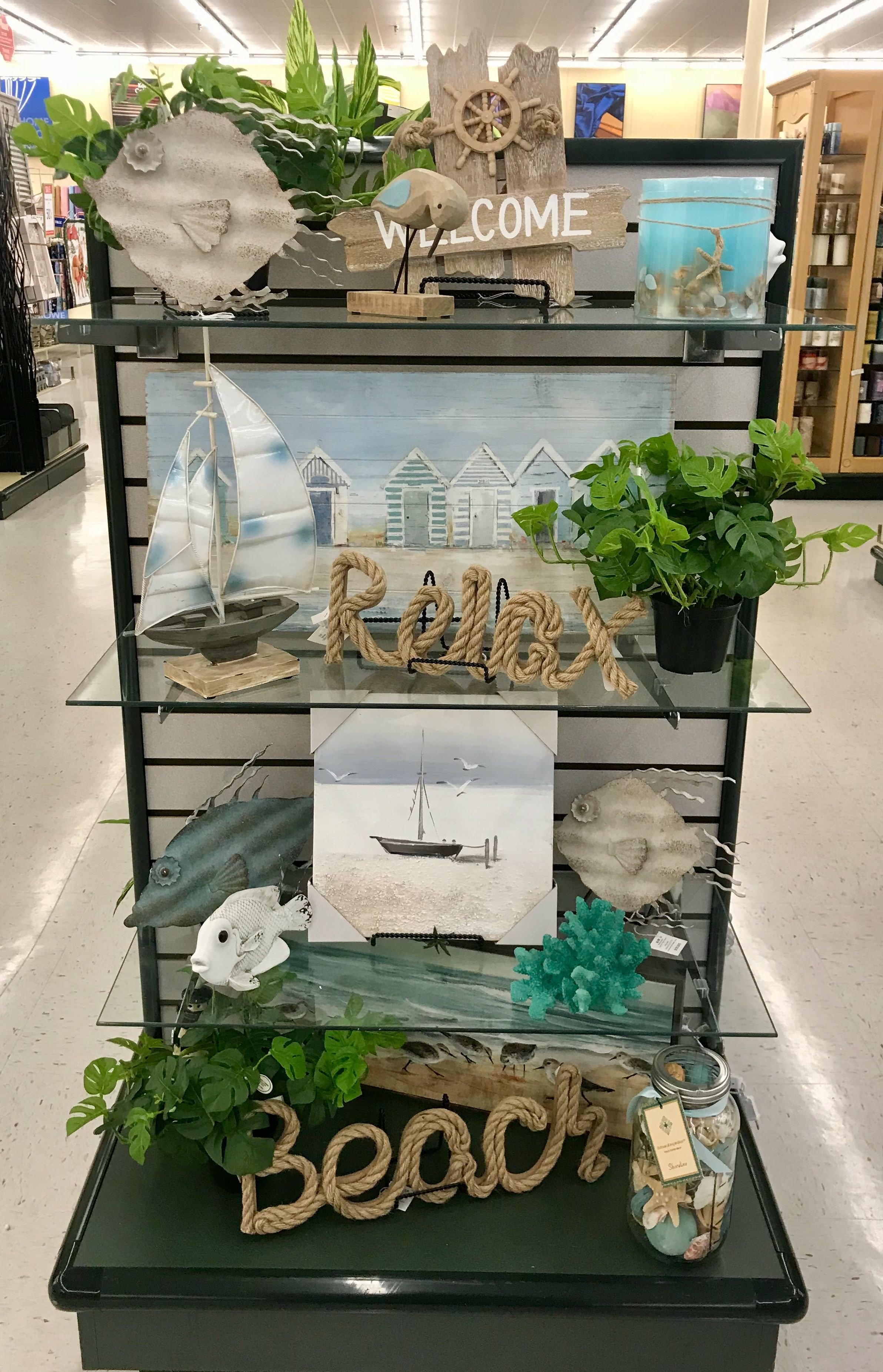 Hobby Lobby Merchandising Table Displays Work With Images