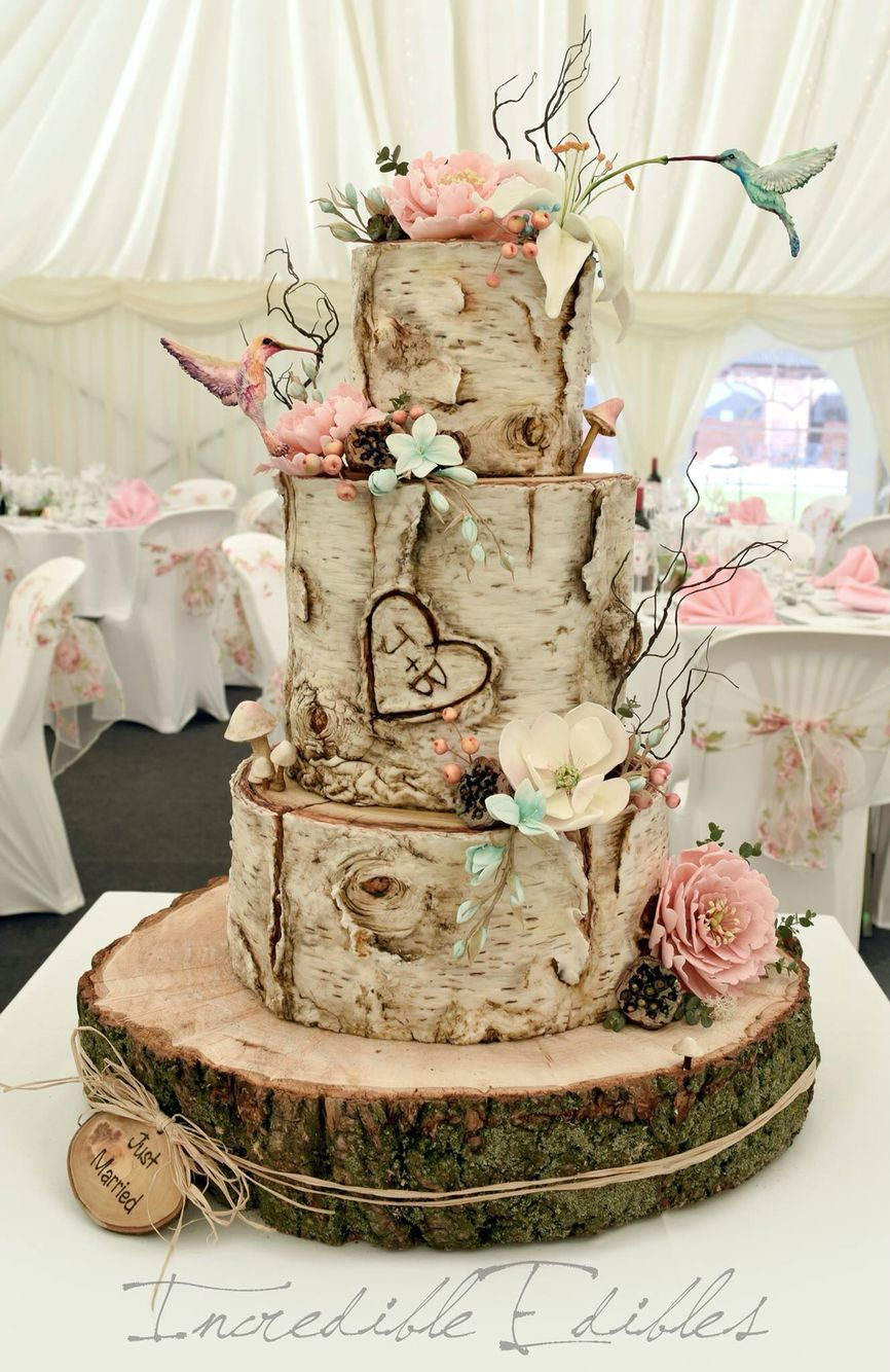 Rustic Cake Country wedding cakes, Themed wedding cakes