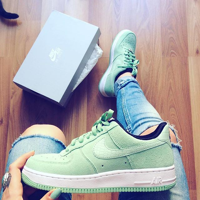 Air Force 1 turquesa