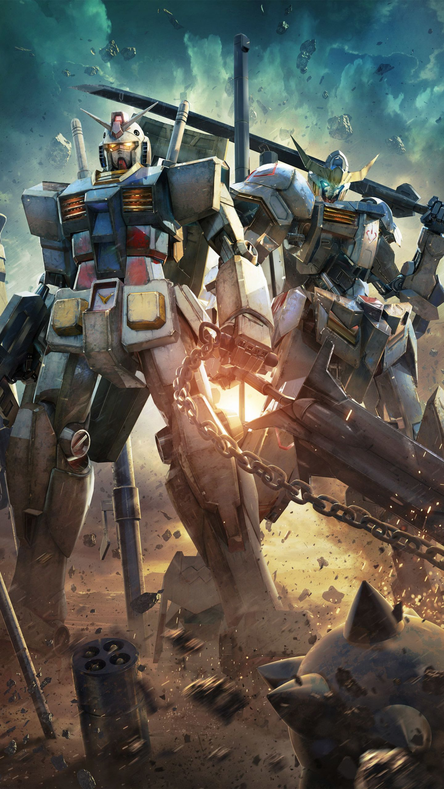 Gundam Wallpaper 1440x2560 ในปี 2020 (มีรูปภาพ) หุ่นยนต์