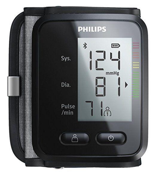 Philips DL8765/01 Arti superiori Misuratore di pressione..