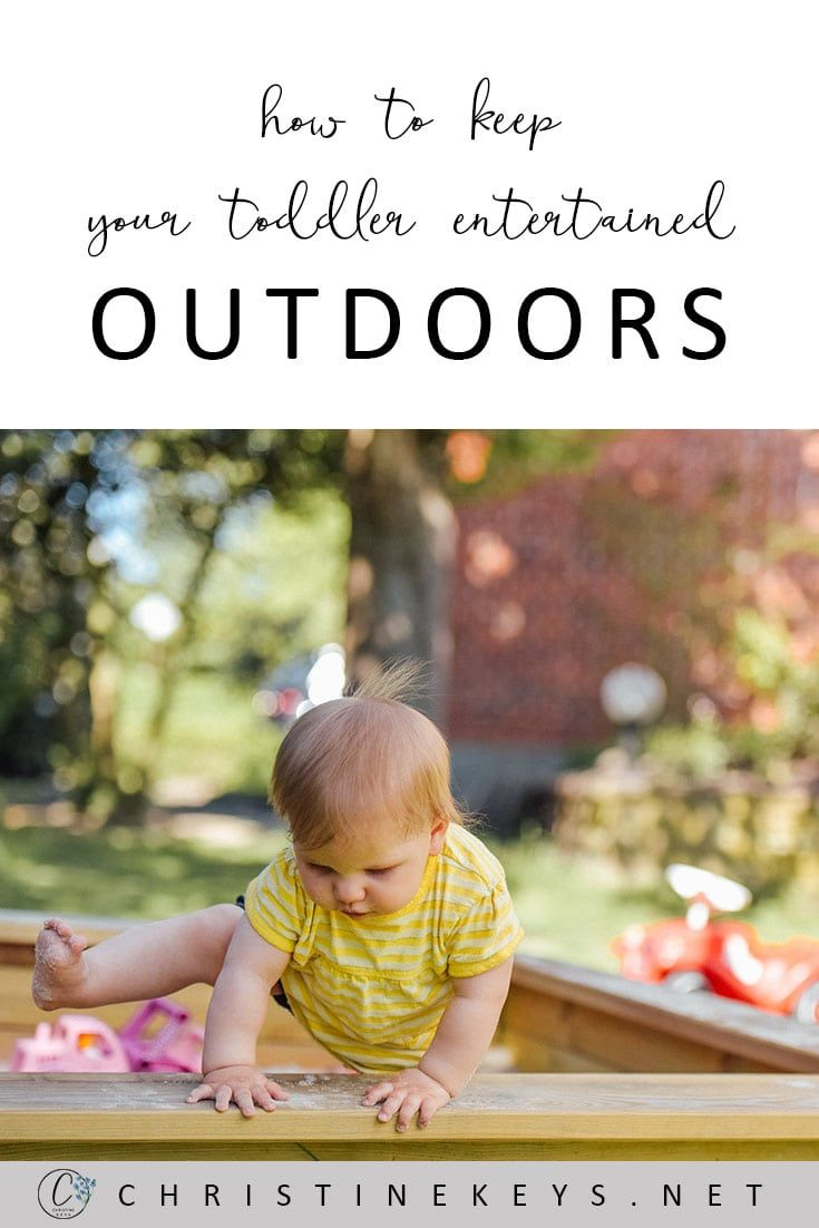 5 Cheap and Easy Outdoor Activities For Toddlers ...