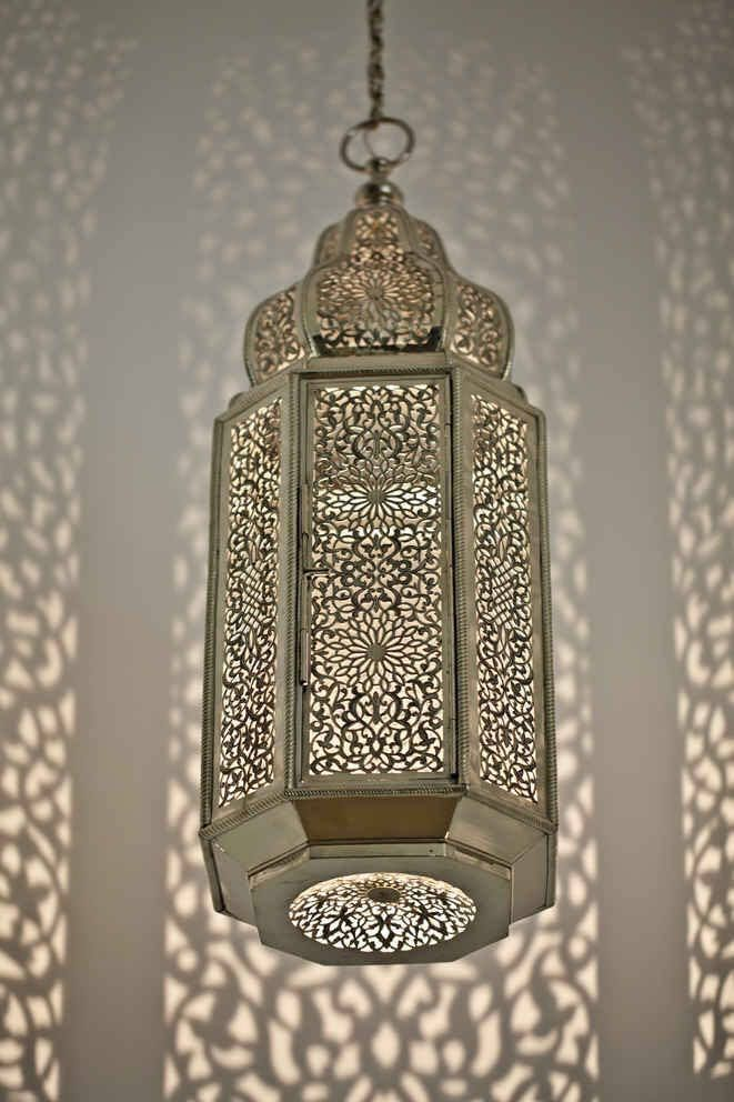 Moroccan Chandelier Wall Traditional Light Copper Mosaic