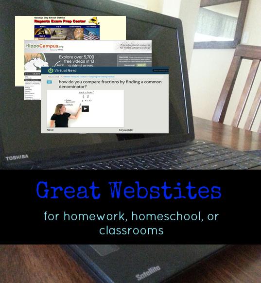 Best websites that do your homework