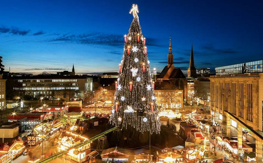 15 Of The Best German Christmas Markets To Visit Christmas In Germany Christmas Markets Germany Christmas Market