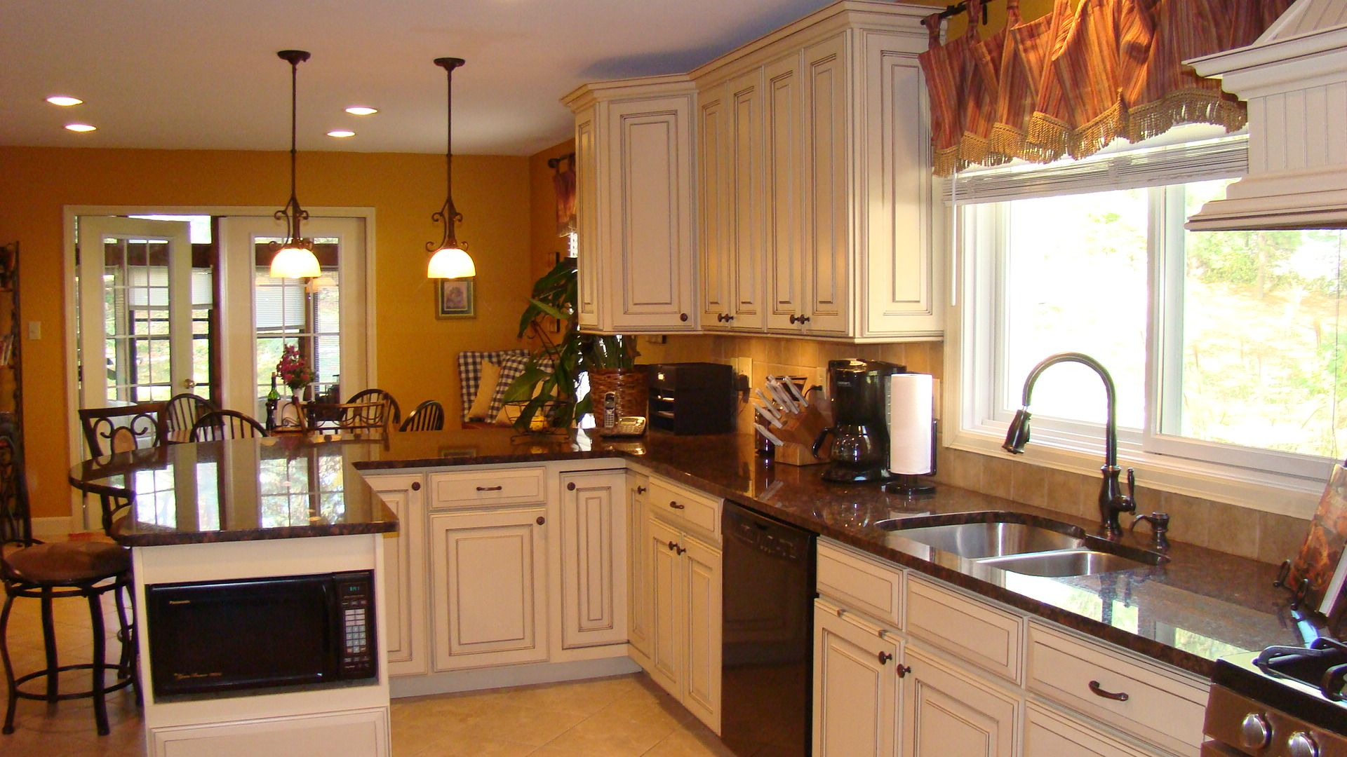 most popular kitchen wall color all plumbing work to be done by