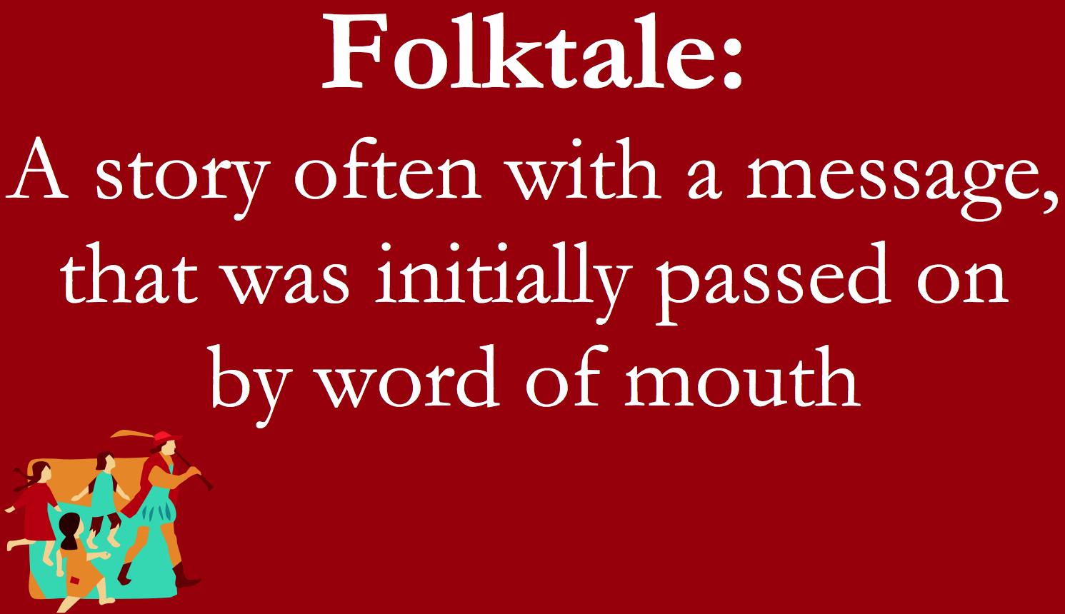 Genre Posters Ography Nonfiction Fantasy Folktale