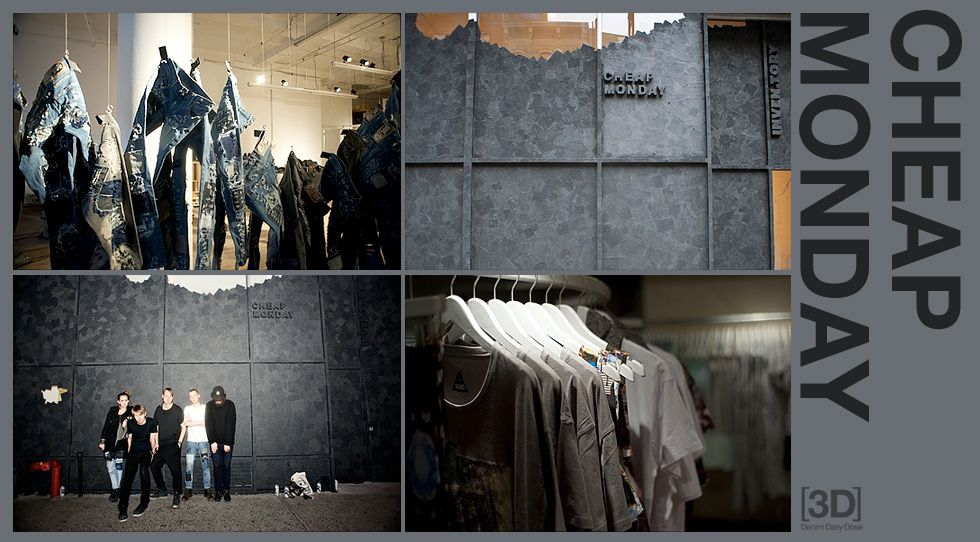 Marvelous The Cheap Monday Design Team Has Been In New York For The Past Week Setting  Shop In Their New Downtown Pop Up Store Location.