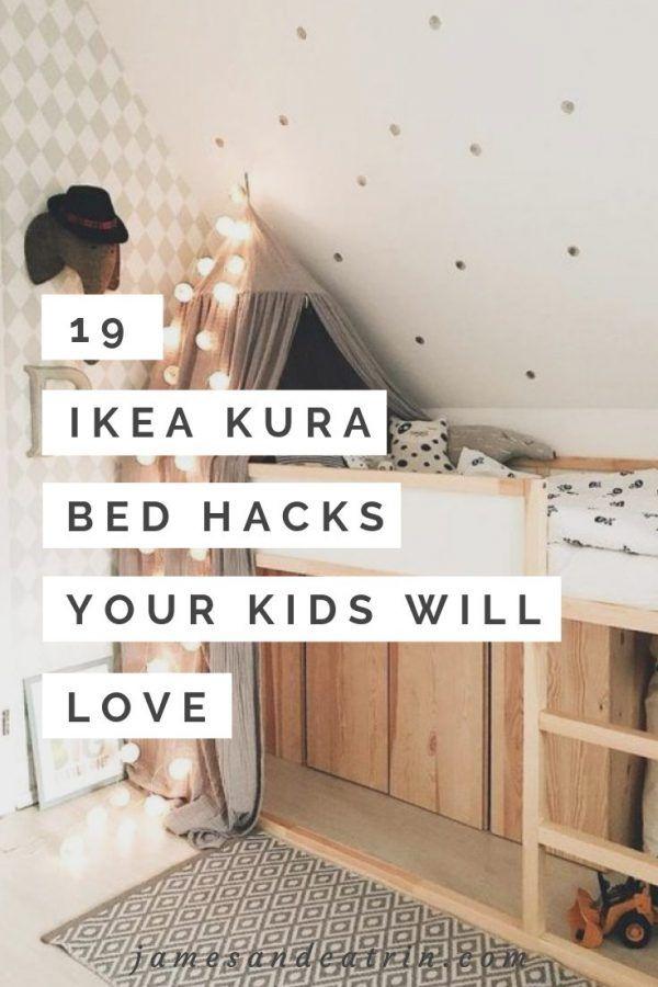 Photo of 19 Ikea Kura Bed Hacks your Kids will Love – james and catrin