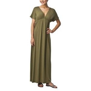 Mossimo womens kimono sleeve maxi dress