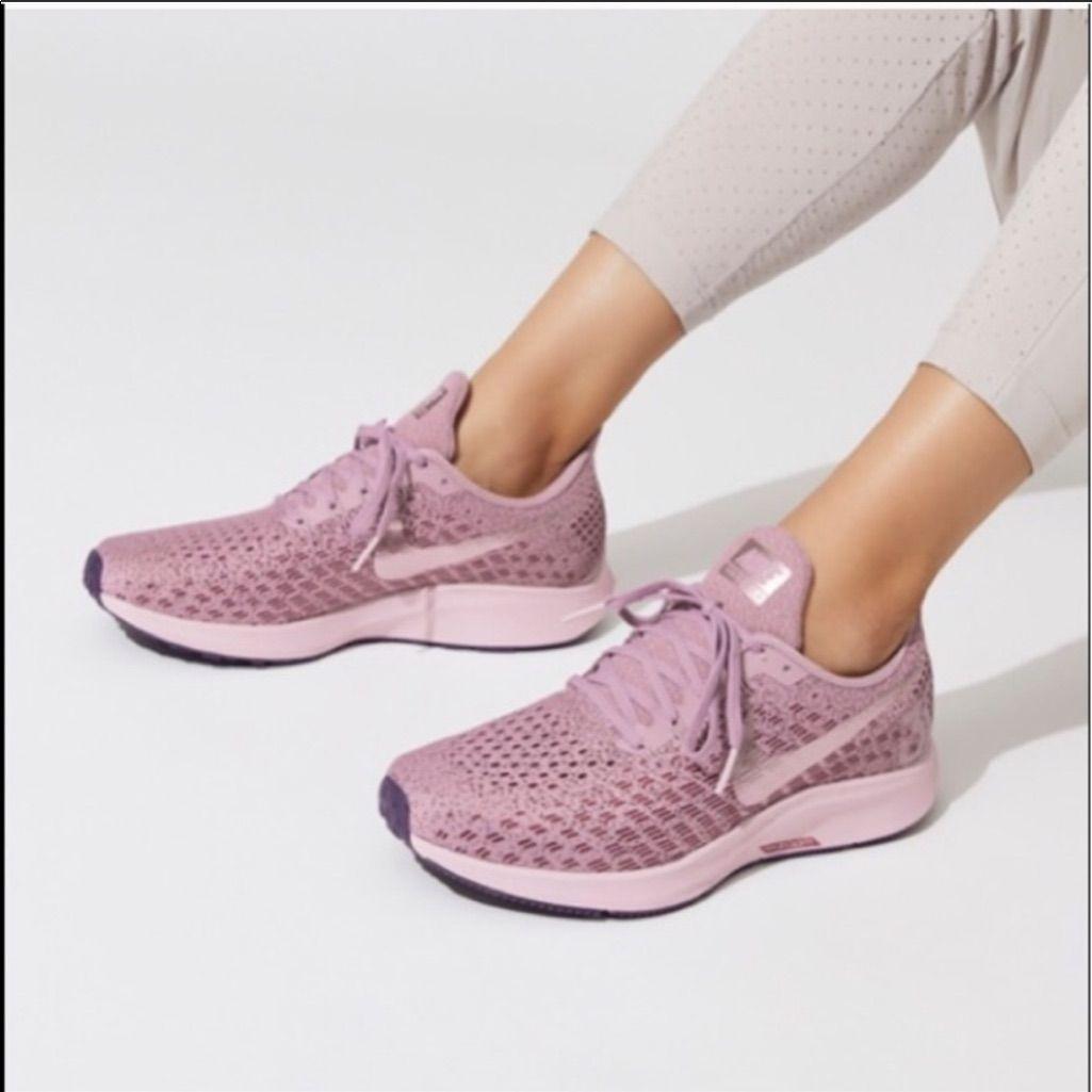 Nike Shoes   Nike Air Zoom Pegasus 35 Purple Running Shoes