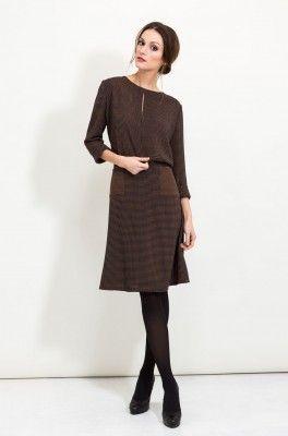 Kleid für Büro & Co