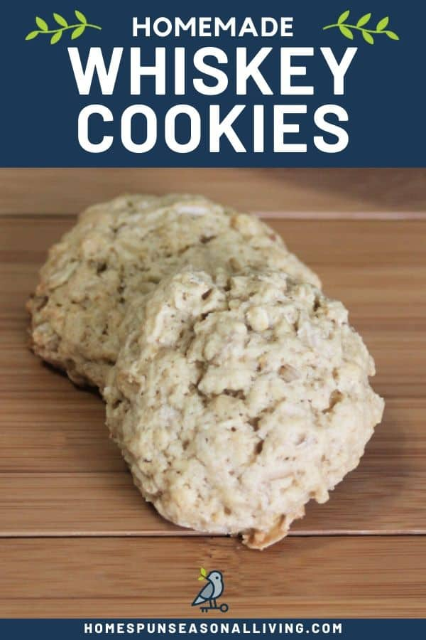 Photo of Oatmeal Whiskey Cookies