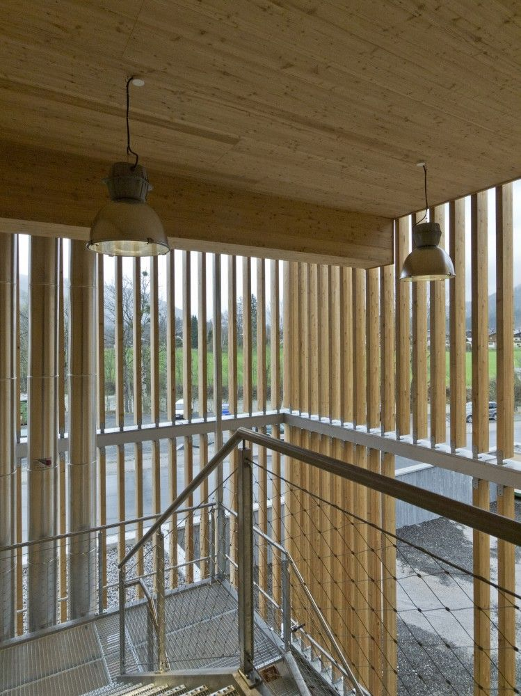 Meiberger Holzbau Office / LP Architektur