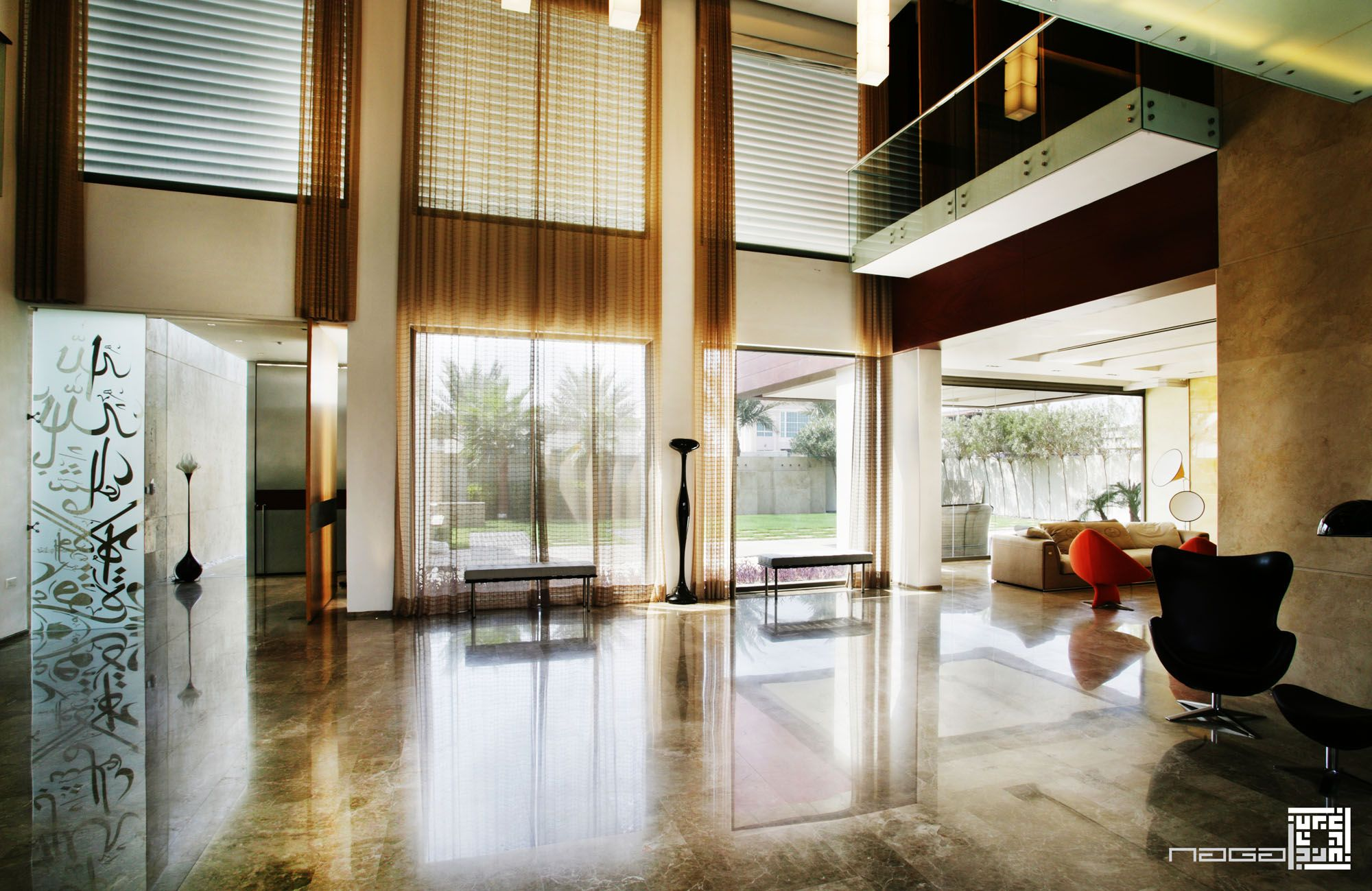 Fatima house by jorge hernandez de la garza interiors open living area and architecture also rh pinterest