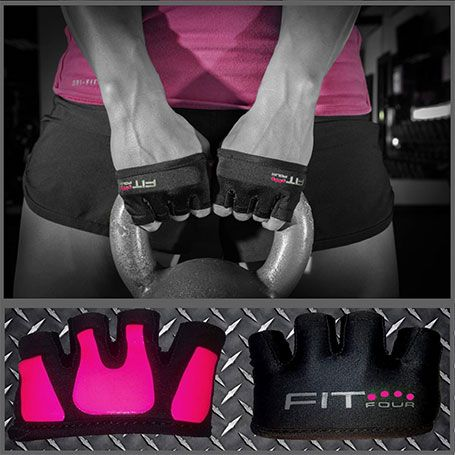 Fit Four Workout Gloves for #CrossFit Athletes