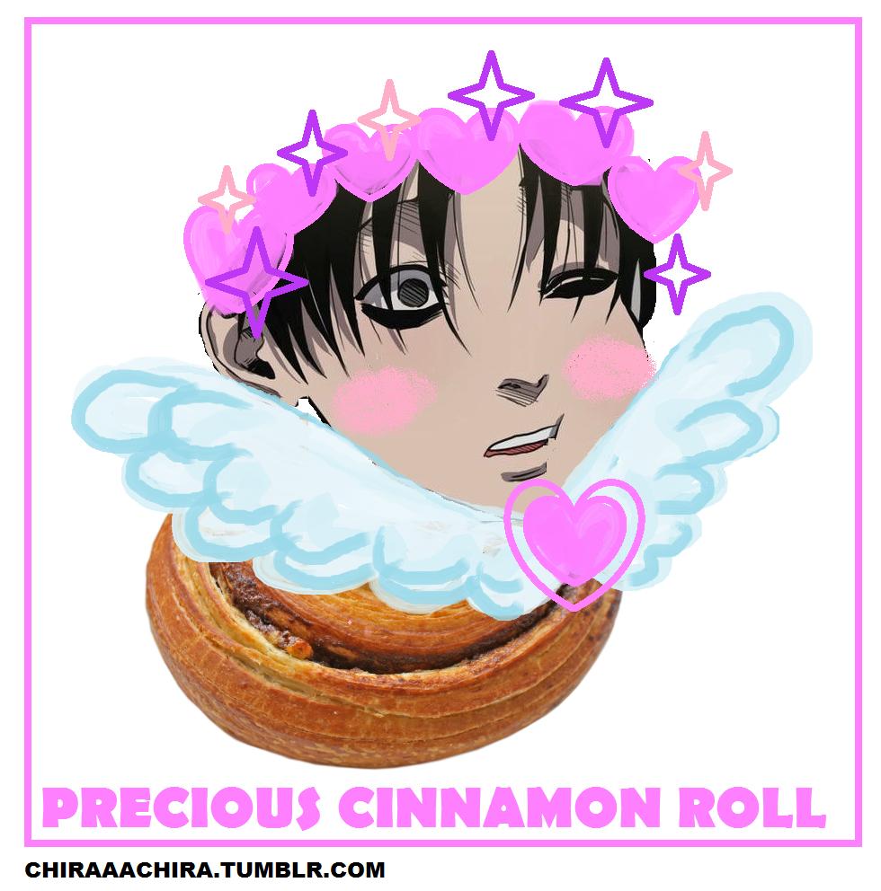 Yoonbum is a precious cinnamonbum Chiraaachira.tumblr.com