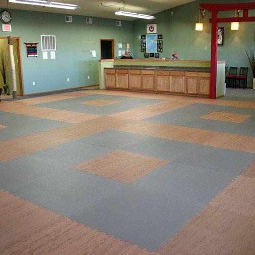 Martial Arts Karate Mat Premium 1 Inch Dojo Design Karate Dojo Martial Arts Mats