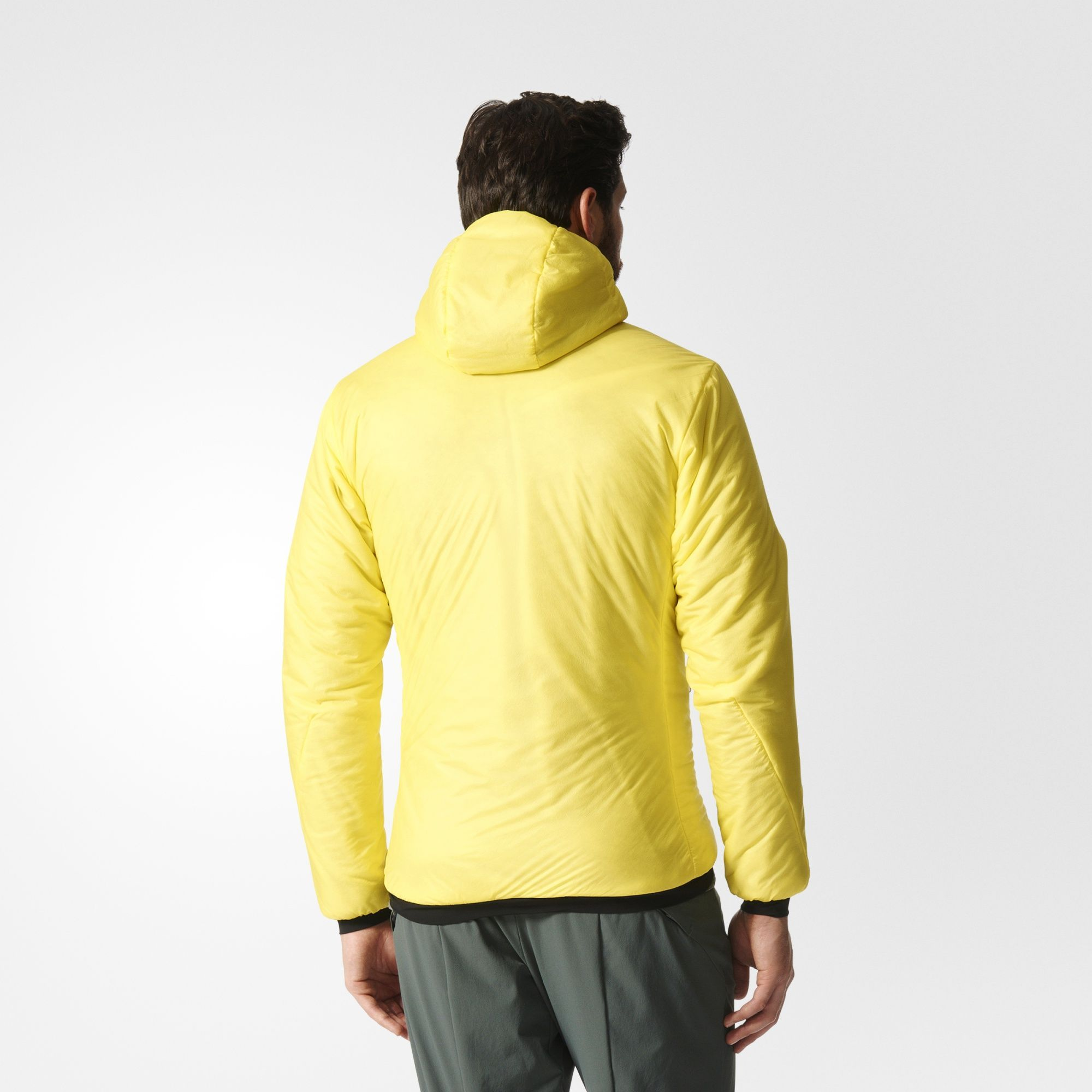 adidas - Terrex Ndosphere Flex Hooded Jacke   Insulator   Pinterest ... 946d94b0a5