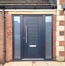 Image result for contemporary upvc external doors uk | front doors ...