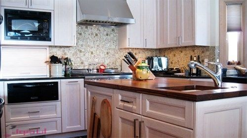 ديكورات ديكورات مطابخ مودرن 2018 البوم صور ديكورات راقية Kitchen Design Modern Kitchen Accessories Kitchen