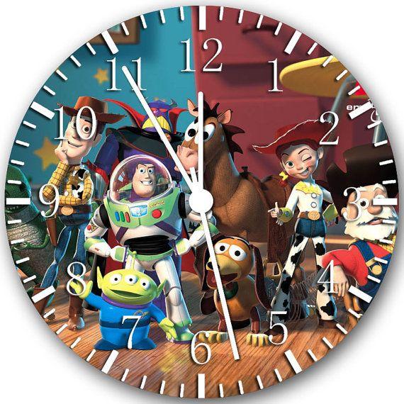 New Disney Toy Story Wall Clock 10 Room Decor A52 By Happyapple996
