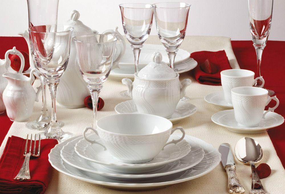 Richard Ginori China in Vecchio White. & Tables Settings. Richard Ginori China in Vecchio White. | Table ...