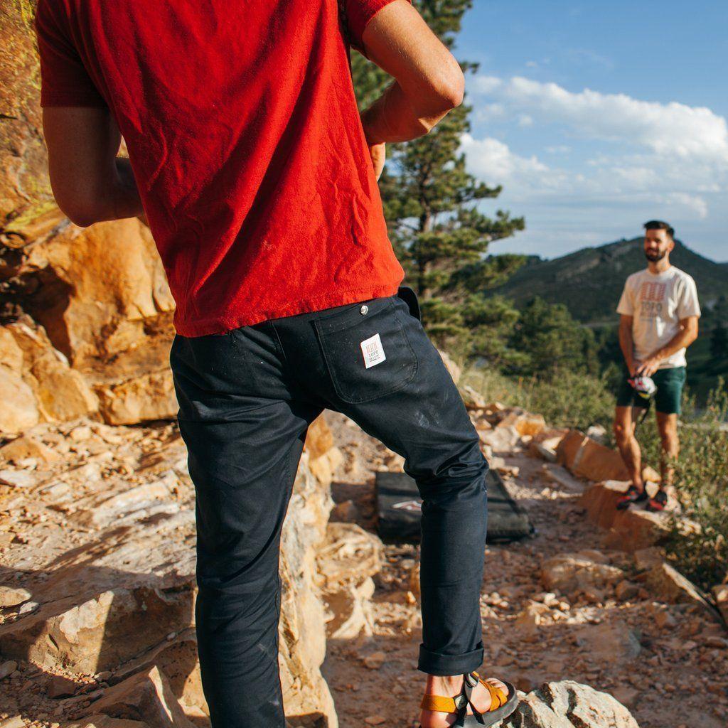 Climb Pants - Grey   Hiking outfit men, Climbing outfits, Mens outdoor  fashion