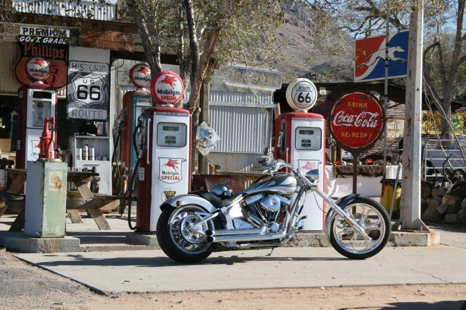 Old Gas Stations are the best !