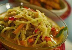 Resep Sayur Lodeh Rebung Kacang Panjang Enak Resep Masakan Resep Masakan Indonesia Masakan