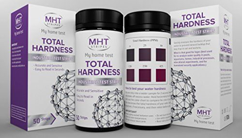 Total Water Hardness Test Strips By Mht 50 Count Indust Https Www Amazon Com Dp B01m35xlrf Ref Cm Sw R Pi Dp X Gjt5y Cool Things To Buy Amazon Stripping
