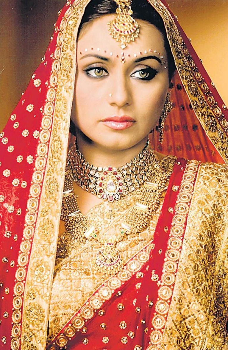 rani mukerji wedding dress | wedding dress | pinterest | rani