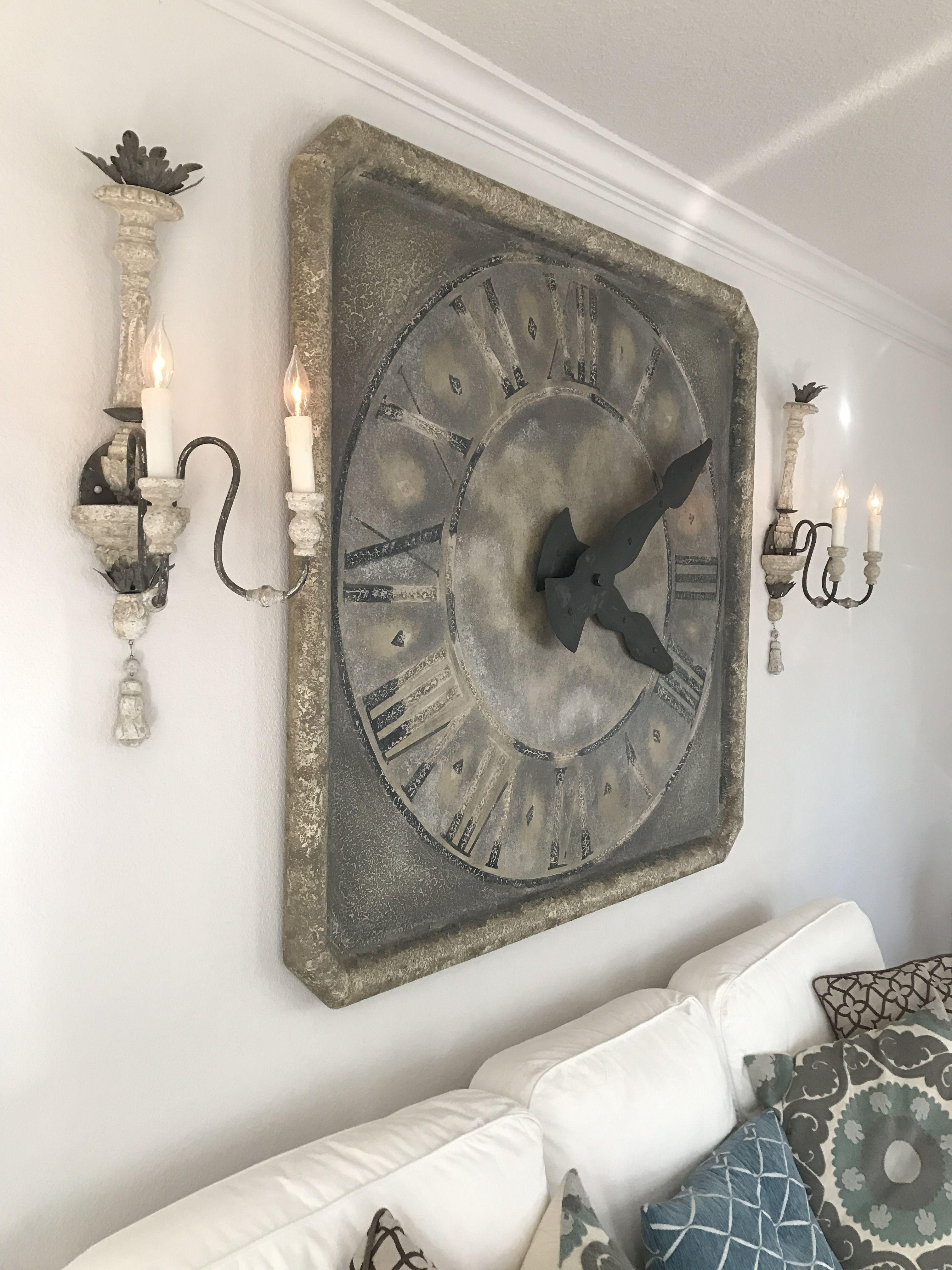 Innenfarbe im haus restoration hardware clock incredible white sherwin williams