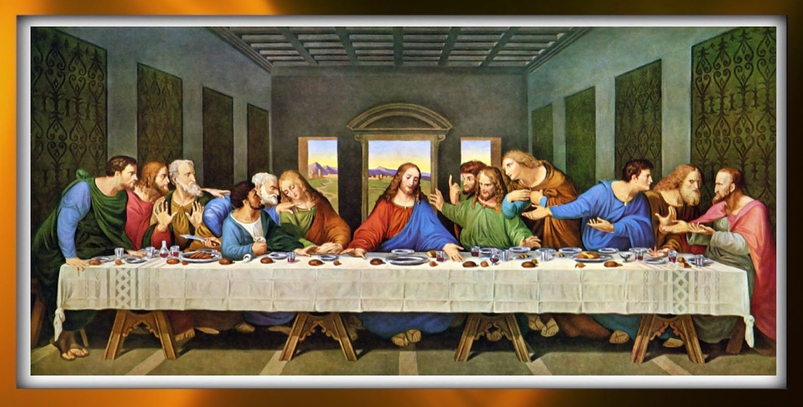 Who Are The 12 Apostles Of Jesus Christ With Images The Last