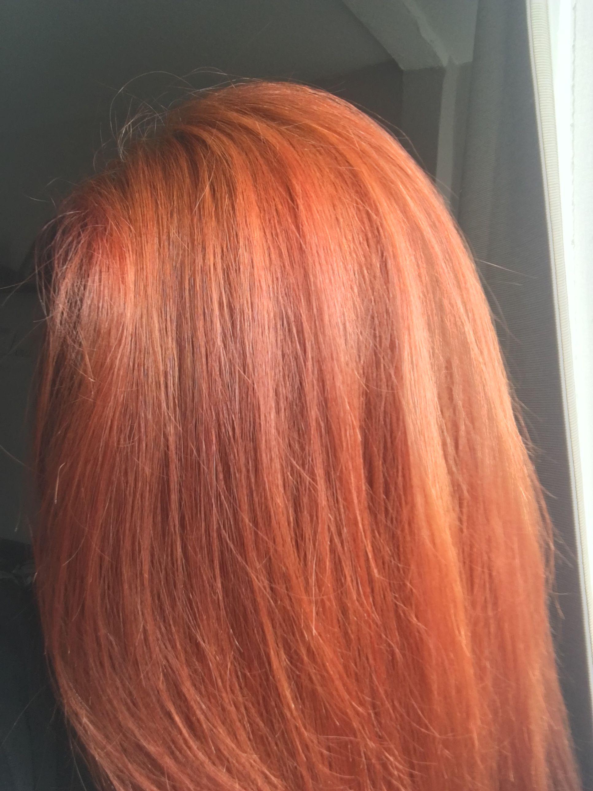 Dark Copper Blonde Ion 6rc Hair Inspiration Copper Blonde Hair