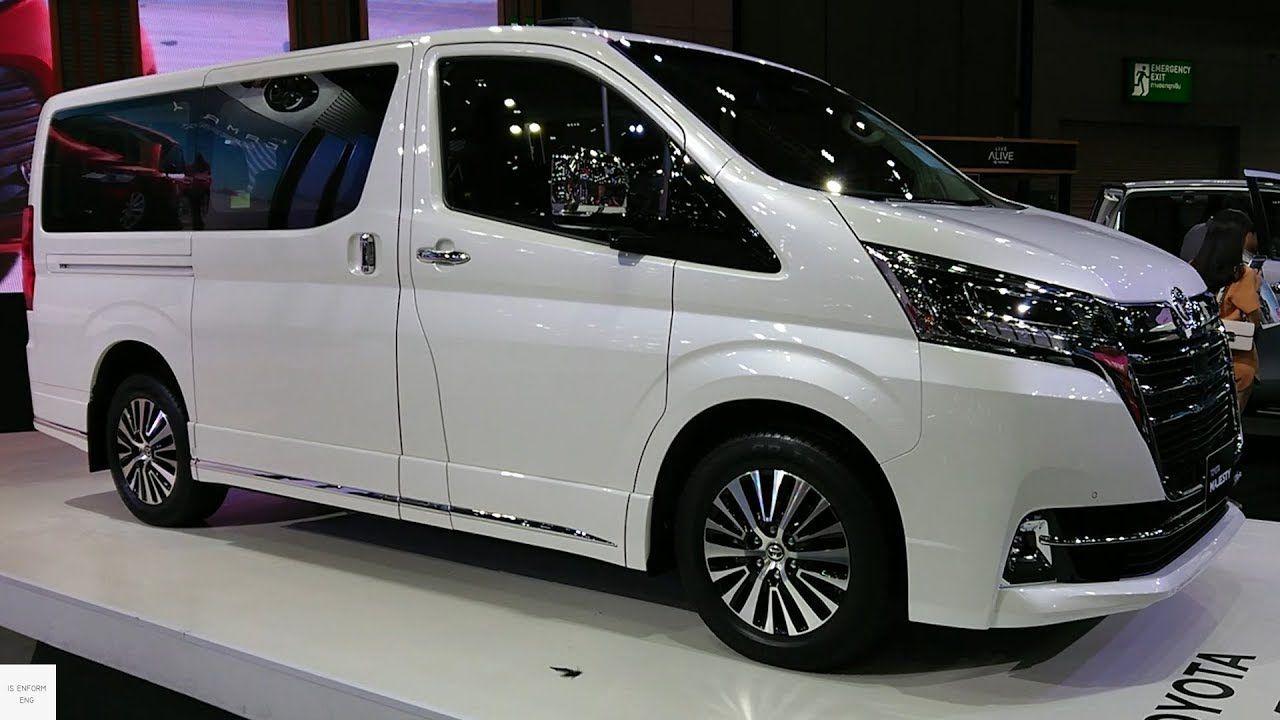 2020 Toyota Granvia 2.8 Diesel Turbo 8 Seater / In Depth