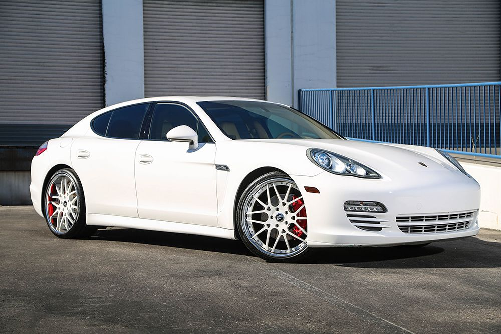 Porsche Panamera--this is such a sexy car