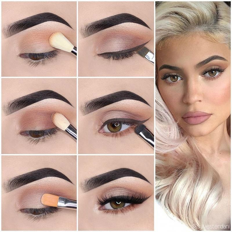 Want to know more about step by step eye makeup # ...