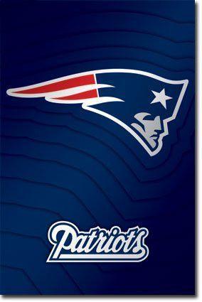 SPT33361 New England Patriots Logo 24x36   Products   New ...