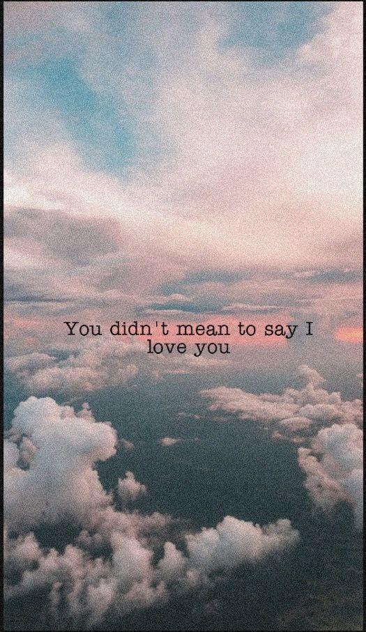 I Love You Billie Eilish Song Lyrics Wallpaper Billie Eilish Billie