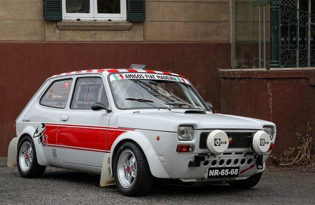 Fiat 127 Abarth Con Imagenes Fiat 147 Spazio Autos Coches
