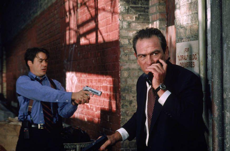 U S Marshals Tommy Lee Jones Classic Movies Scenes Us Marshals